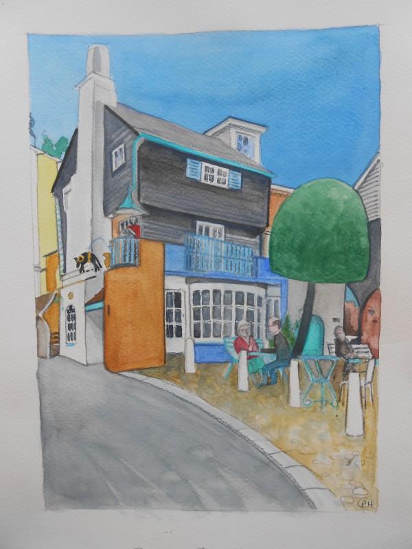 Portmeirion:  The Toll House