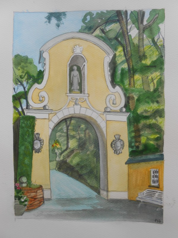 Portmeirion: The Triumphal Arch