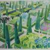 Italian garden, Garsington